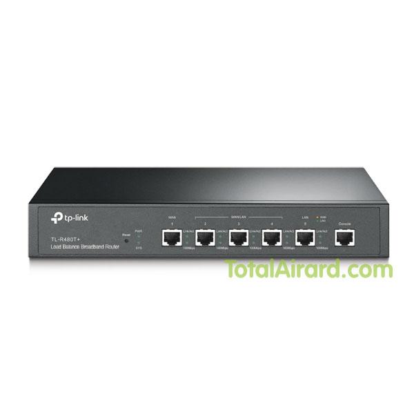 ศูนย์จำหน่าย Tp Link Tl R480t Load Balance Broadband