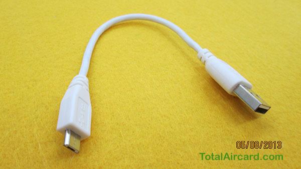 AIS E5220 Pocket WiFi USB Charger