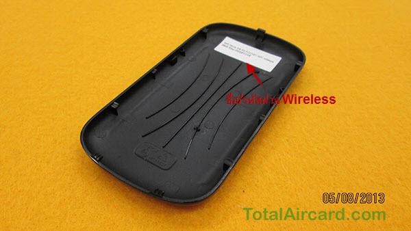 ฝาหลัง AIS MF80 3G Pocket WiFi
