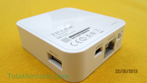 TP-LINK TL-MR3020 Mini 3G Router WiFi