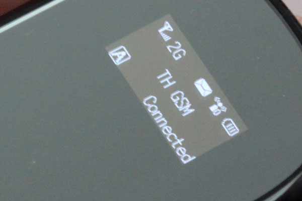 ZTE MF62 OLED Display