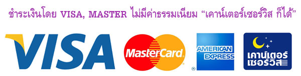 VISA MASTER CARD COUNTER SERVICE